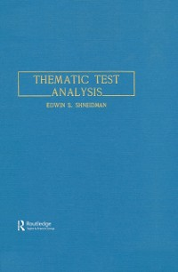 Cover Thematic Test Analysis
