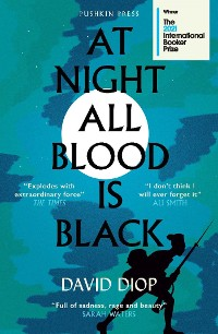 Cover At Night All Blood is Black