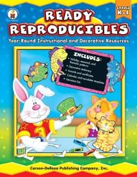 Cover Ready Reproducibles, Grades K - 1