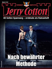 Cover Jerry Cotton Sonder-Edition 167