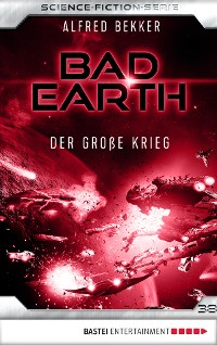 Cover Bad Earth 38 - Science-Fiction-Serie