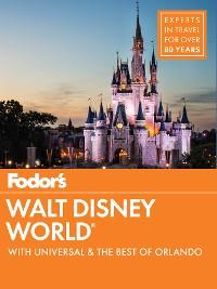 Cover Fodor's Walt Disney World