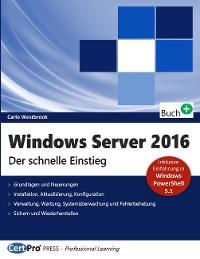 Cover Windows Server 2016