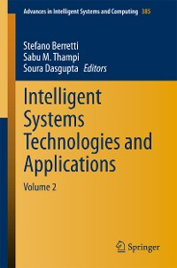 Cover Intelligent Systems Technologies and Applications