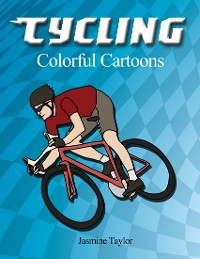 Cover Cycling Colorful Cartoons