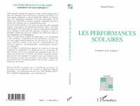 Cover LES PERFORMANCES SCOLAIRES