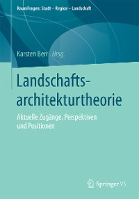 Cover Landschaftsarchitekturtheorie