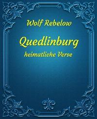 Cover Quedlinburg - heimatliche Verse