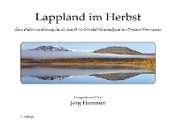 Cover Lappland im Herbst