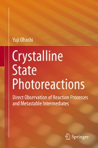 Cover Crystalline State Photoreactions