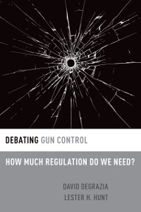 Cover Debating Gun Control
