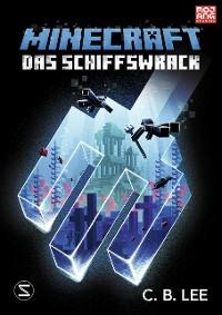 Cover Minecraft Roman - Das Schiffswrack