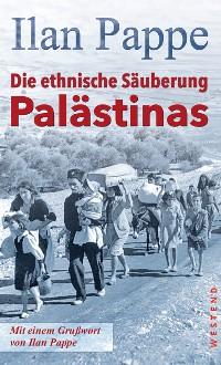 Cover Die ethnische Säuberung Palästinas