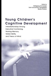 Cover Young Children's Cognitive Development