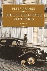 Cover Die letzten Tage von Paris