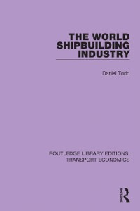 Cover World Shipbuilding Industry