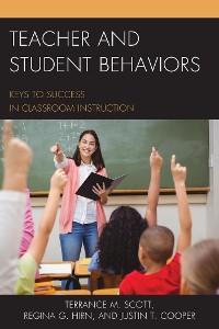 Cover Teacher and Student Behaviors