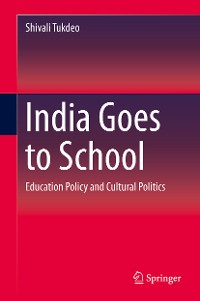 Cover India Goes to School