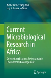 Cover Current Microbiological Research in Africa