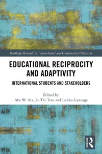 Cover Educational Reciprocity and Adaptivity