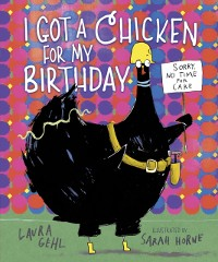Cover I Got a Chicken for My Birthday