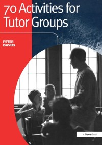 Cover 70 Activities for Tutor Groups