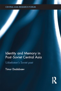 Cover Identity and Memory in Post-Soviet Central Asia