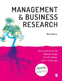 Cover Management and Business Research