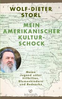 Cover Mein amerikanischer Kulturschock