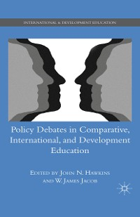 Cover Policy Debates in Comparative, International, and Development Education
