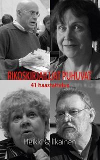 Cover Rikoskirjailijat puhuvat