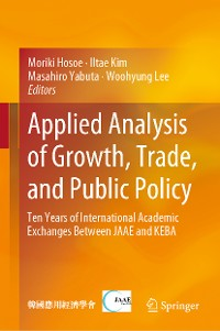 Cover Applied Analysis of Growth, Trade, and Public Policy