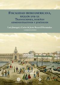 Cover Fiscalidad Iberoamericana, siglos XVII-XX