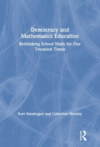 Cover Democracy and Mathematics Education