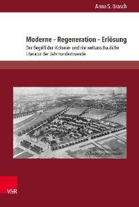 Cover Moderne – Regeneration – Erlösung