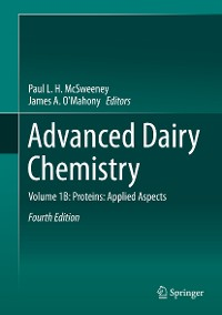 Cover Advanced Dairy Chemistry