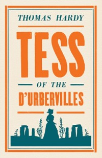 Cover Tess of the D'Ubervilles