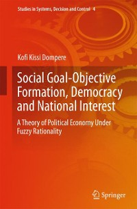 Cover Social Goal-Objective Formation, Democracy and National Interest