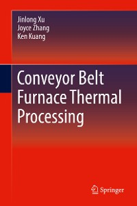 Cover Conveyor Belt Furnace Thermal Processing