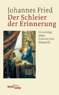 Cover Der Schleier der Erinnerung