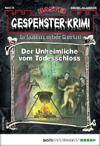 Cover Gespenster-Krimi 26 - Horror-Serie