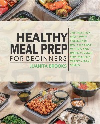 Cover Healthy Meal Prep for Beginners