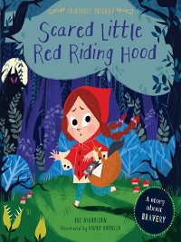 Cover Scared Little Red Riding Hood