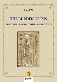 Cover The Burden of Isis
