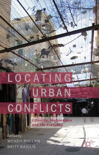 Cover Locating Urban Conflicts