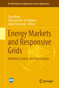 Cover Energy Markets and Responsive Grids