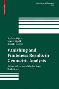 Cover Vanishing and Finiteness Results in Geometric Analysis