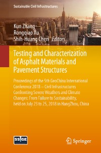 Cover Testing and Characterization of Asphalt Materials and Pavement Structures