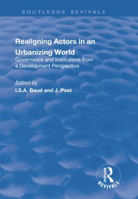 Cover Re-aligning Actors in an Urbanized World