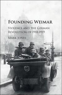 Cover Founding Weimar